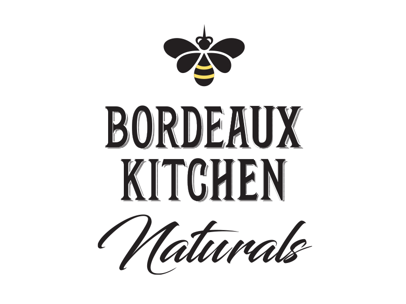 logo for Bordeaux Kitchen Naturals