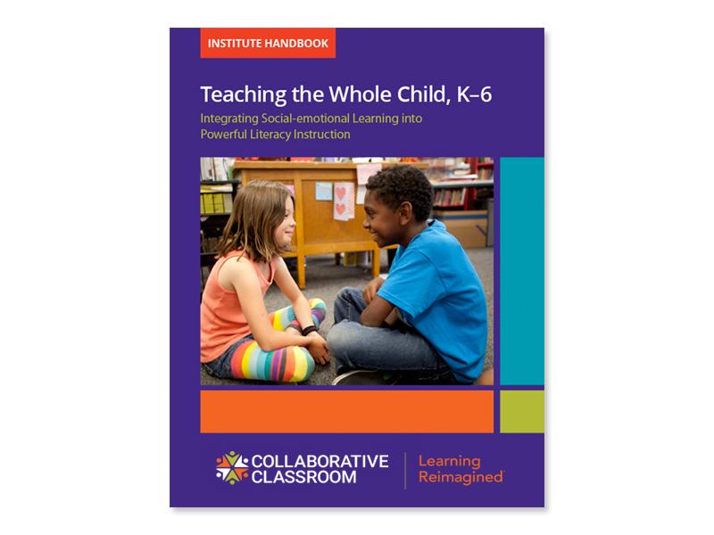 Institute Handbook cover
