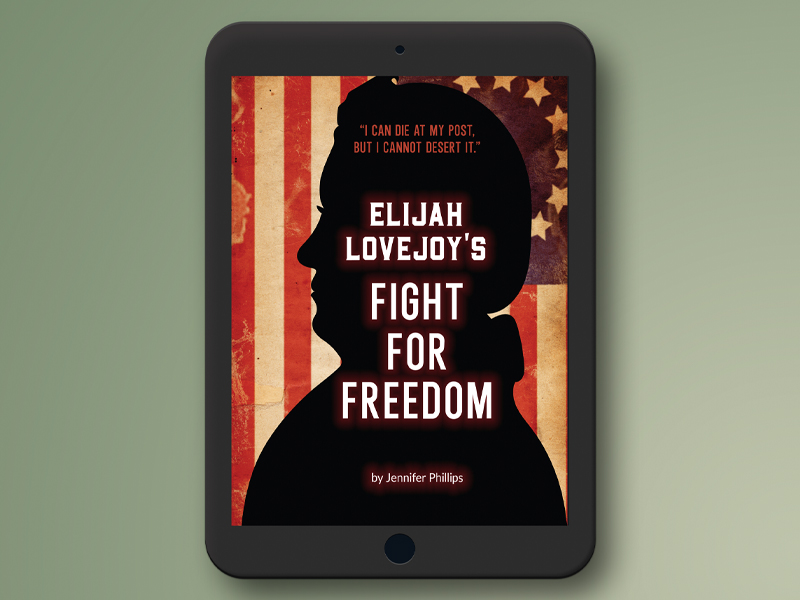 book cover shown on ipad