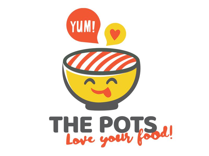 The Pots restaurant logo