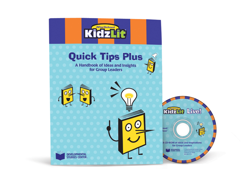 Quicktips Plus guide and digital media