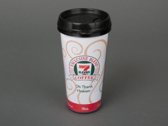 7-Eleven travel mug