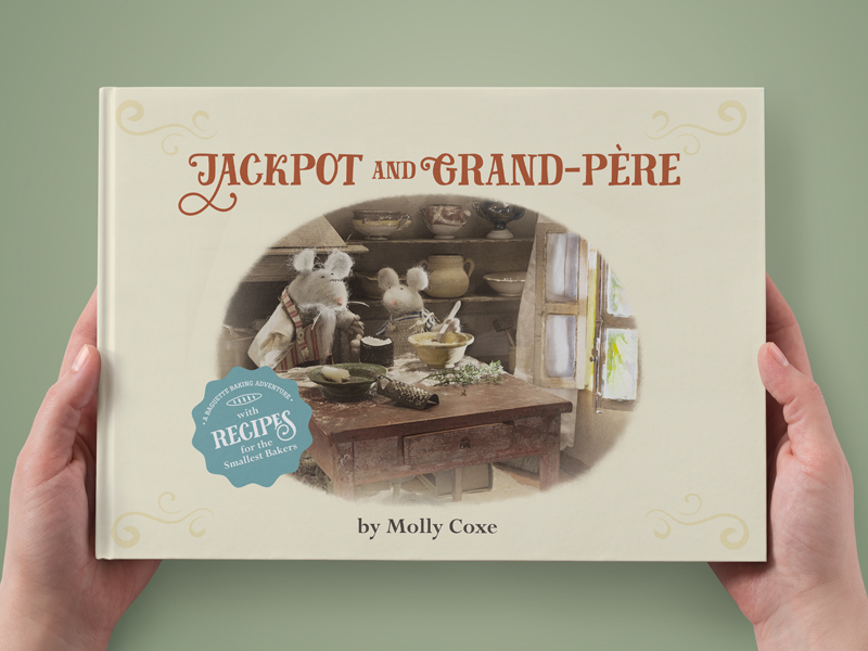 Jackpot and Grand-père book cover