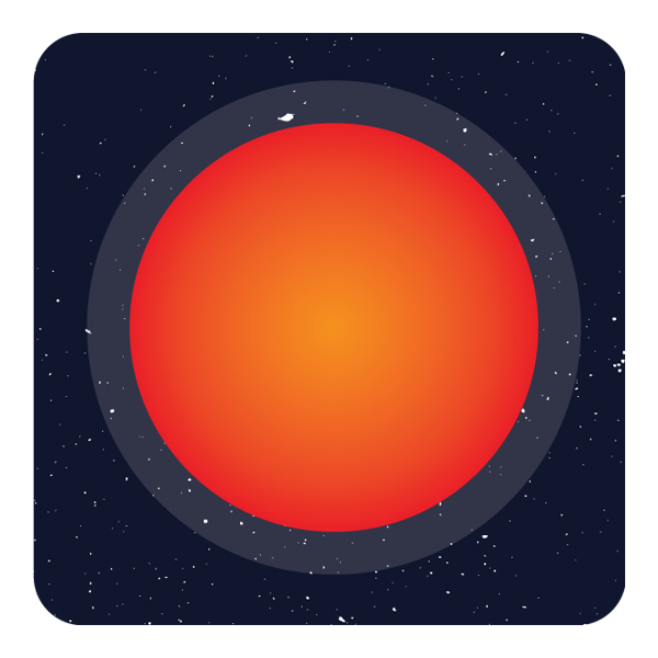 red giant service level icon